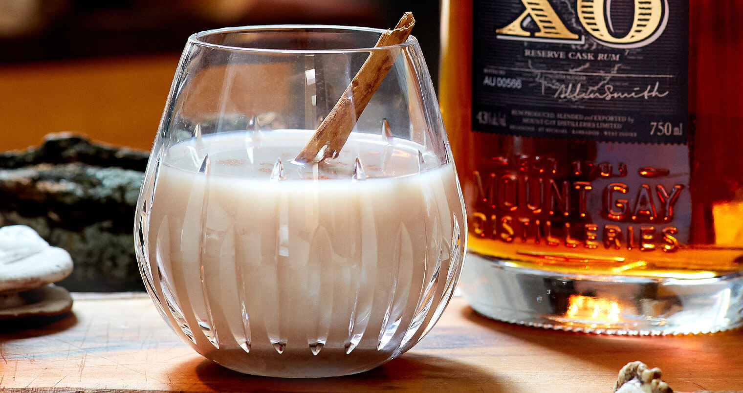 Toasted Almond, bottle and cocktail, featured image