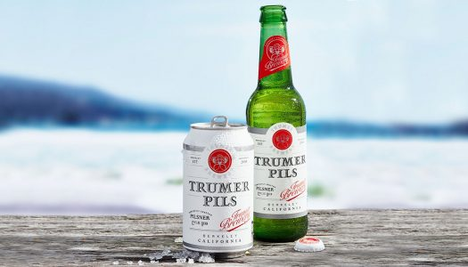 Trumer Pils Debuts New Packaging Design