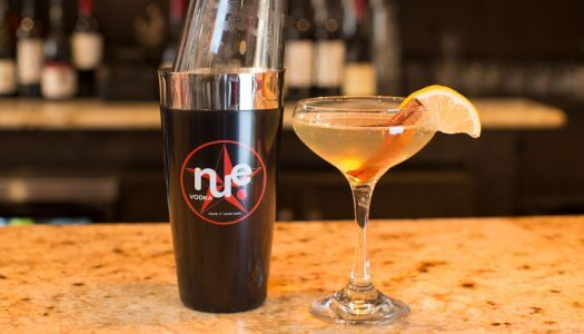 3 Nue Vodka Cocktails to Ring in 2019