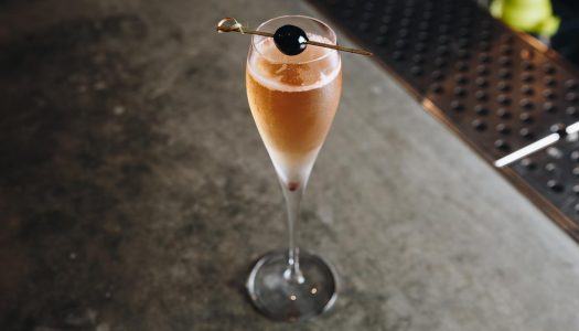 4 Sparkling Cocktails to Ring in the New Year