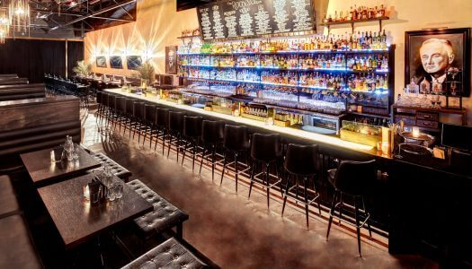 The Roosevelt Room Serves the Coolest Cocktail in Austin