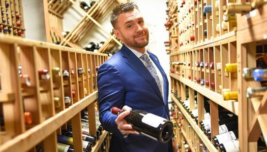 Sommelier Ryan Baldwin Drinks Chablis with Macaroni and Cheese