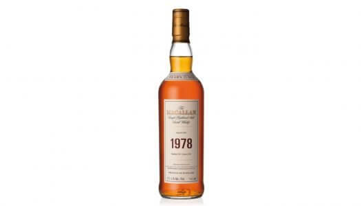 The Macallan Unveils Its 1978 Fine & Rare Bottling