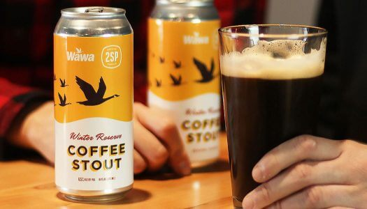 Wawa and 2SP Brewing Company Launch Winter Reserve Coffee Stout