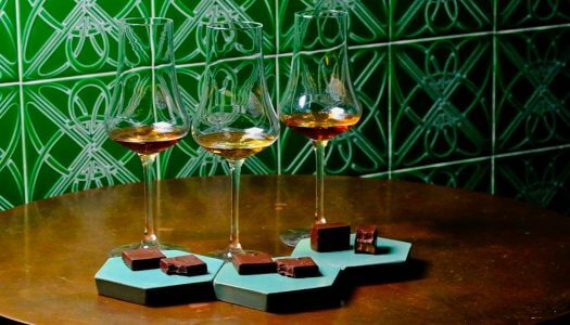 Gabriel Kreuther Launches Chocolate and Liquor Pairing for Valentine's Day