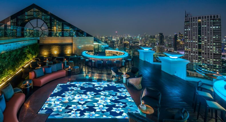 Lebua No. 3 lounge overview, featured image
