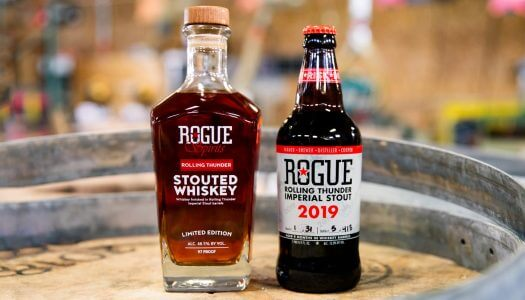 Rogue Ales Releases Its First-Ever Stouted Whiskey