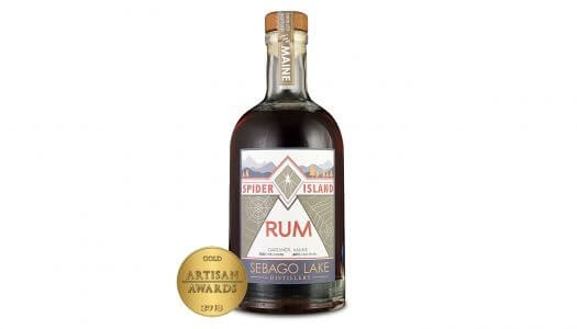 Spider Island Rum Wins Gold at Prestigious Artisan Awards Competition