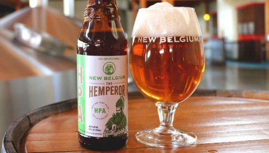New Belgium Brewing Releases a Hemp HPA