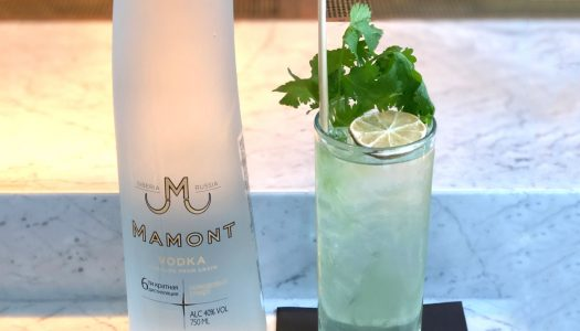 Chilled Drink of the Week: The Jolly Green Mamont