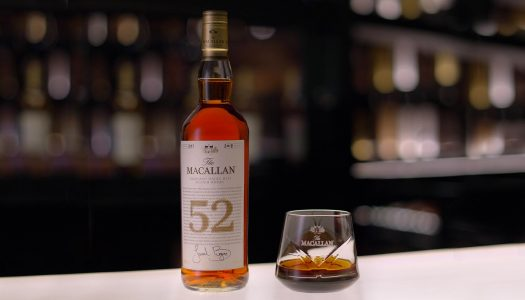 The Macallan Launches 52 Years Old Expression, Retailing at $53,500