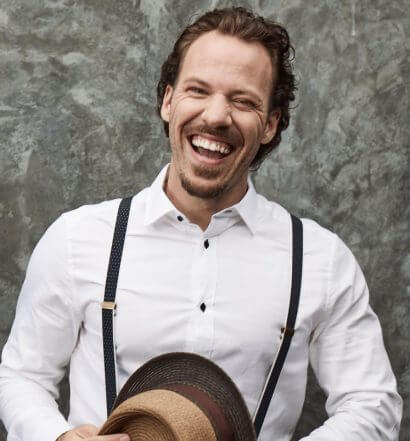Chillin' with Falk Hentschel, featured image