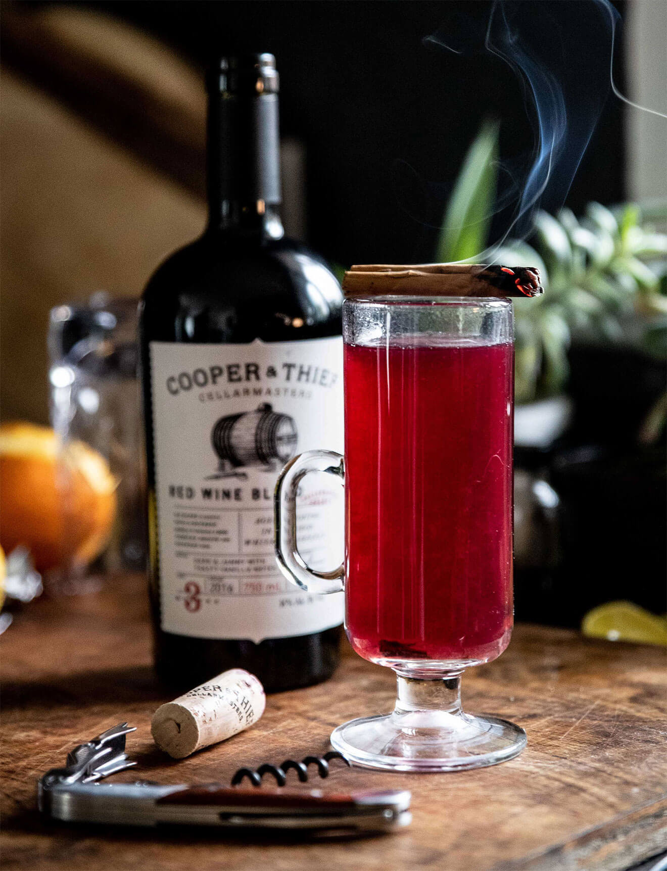 Easy Hot Toddy Day Cocktail Recipes Chilled Magazine