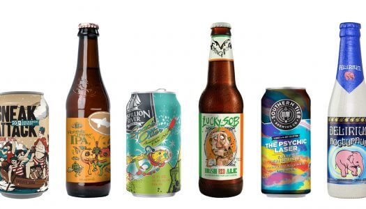 The 10 Coolest Craft Beer Labels