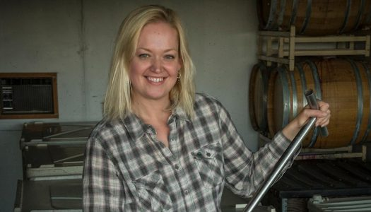 Kim Kramer Knows How to Make a Beautiful Sparkling Wine