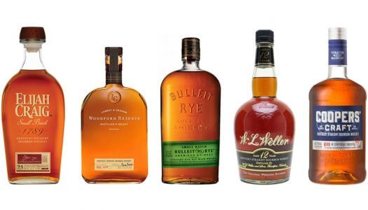 The Recent Revival of Bourbon and Rye