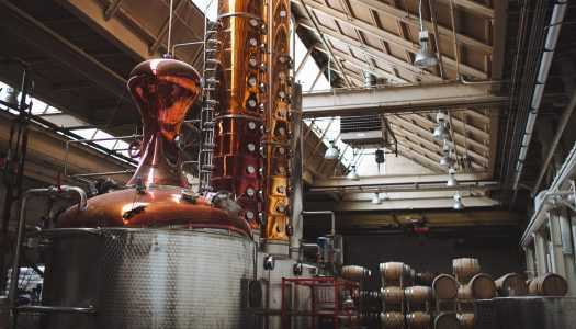 KOVAL Distillery and The Blackstone Hotel Teamed Up for Chicago's Coolest Tour