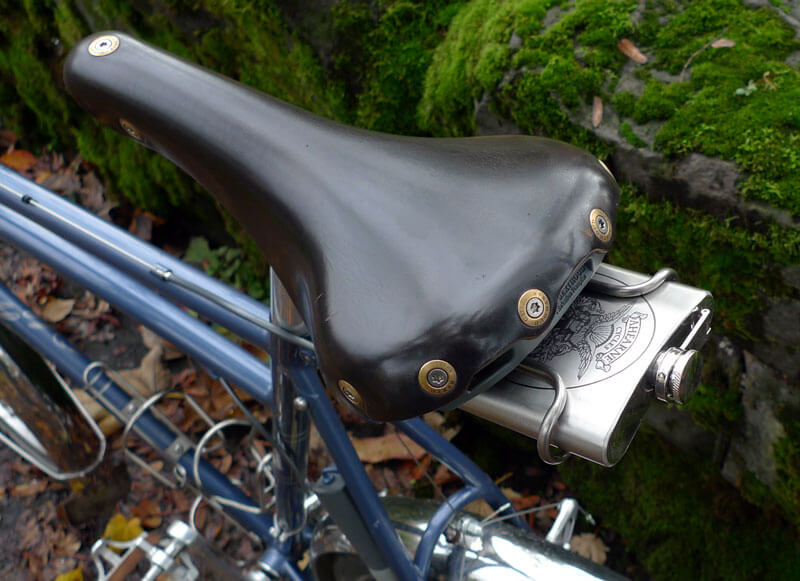Mud Flask Seat Mounted Holder bike attachment