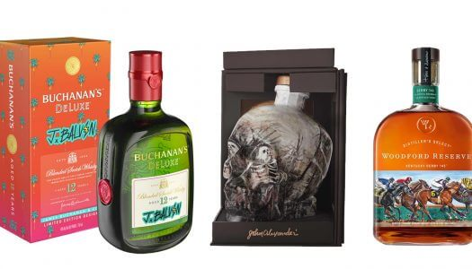 4 Limited-Edition, Artist-Designed Liquor Bottles You Should Buy Now