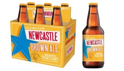 Lagunitas Brewing Company is Relaunching Newcastle Brown Ale