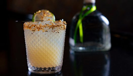 This NYC Cocktail Bar is Serving a 14 Karat Gold Margarita