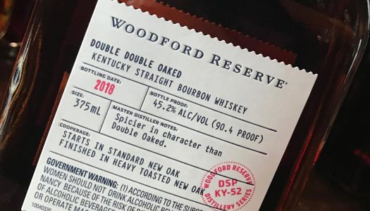 Woodford Reserve Releases Their 2019 Double Double Oaked Expression