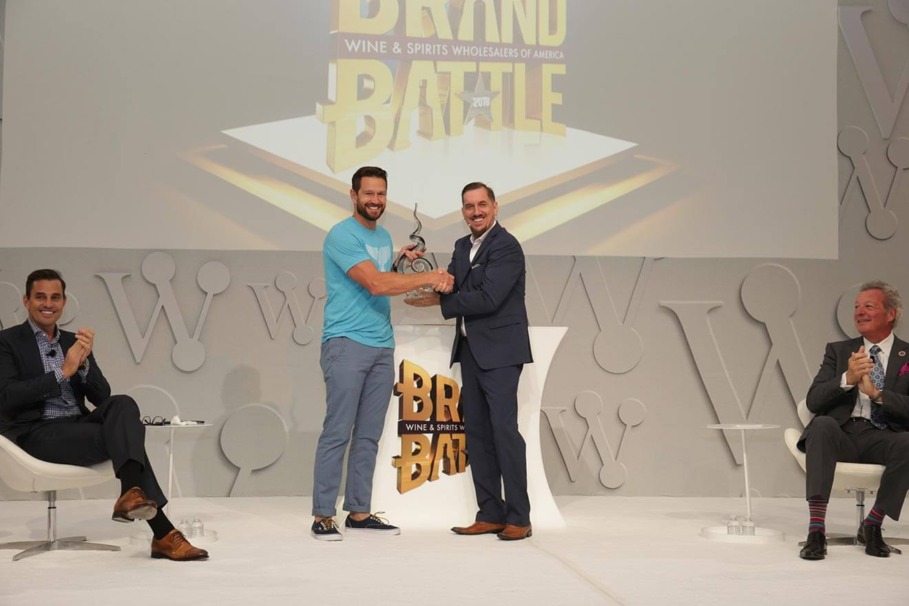 Brand Battle 2018 Winner Gray Whale Gin