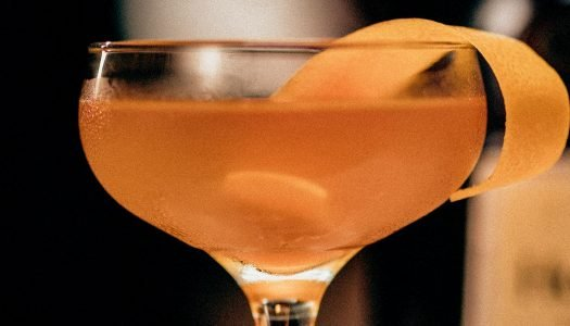 How To Make the Perfect Cognac Sidecar