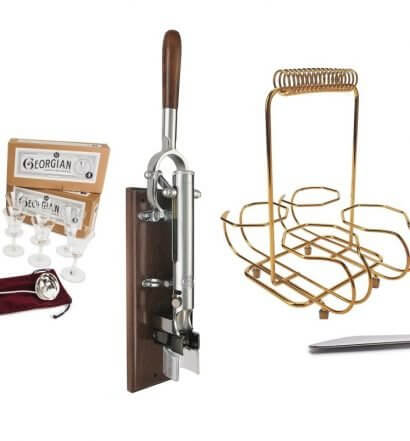 10 Coolest Tools for Your Home Bar, products on white, featured image