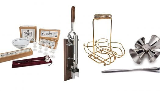 The 10 Coolest Tools for Your Home Bar