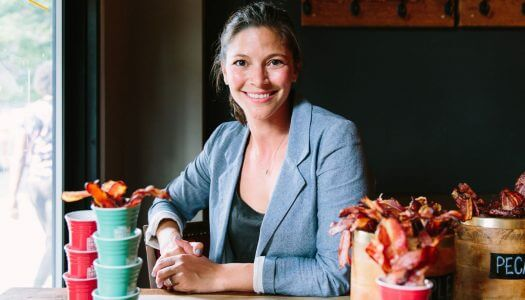 Kate Levenstien is Making Bacon and Beer Lovers' Dreams Come True