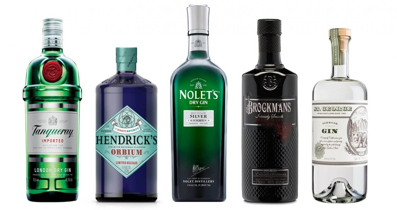 Great Gins for Martinis, featured image