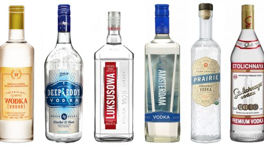 8 Great Vodkas That Cost Less Than $20
