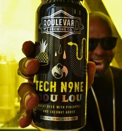 Boulevard Brewing's Collab with Tech N9ne Bou Lou, featured image