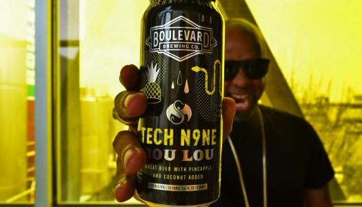 Tech N9ne's Collab with Boulevard Brewing is a Meeting of Beer & Hip Hop