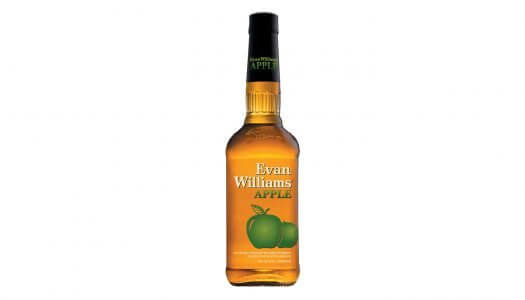 Evan Williams Launched an Apple Whiskey