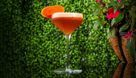 Mix Rum With Carrot for the Perfect Easter Cocktail