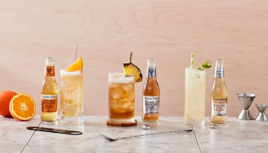 Fever-Tree Launches 3 New Ginger Mixers
