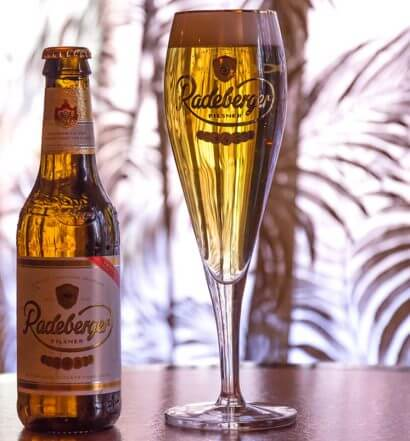 Radeberger Beer, featured image