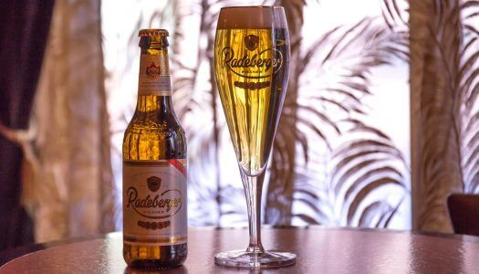 Radeberger Beer is the Ultimate Spring Refresher
