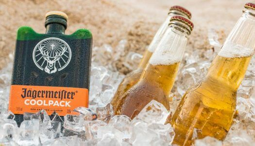 Jägermeister Just Released a Travel-Friendly Coolpack Bottle