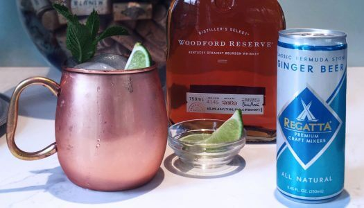 Spice Up Derby Day With Regatta's Kentucky Mule