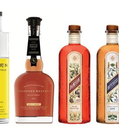 Best Spirit Releases May 2019, bottles on white, featured image
