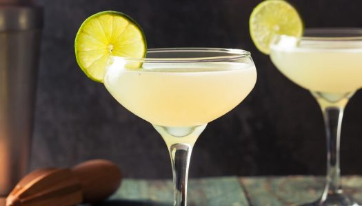 How To Make a Classic Daiquiri