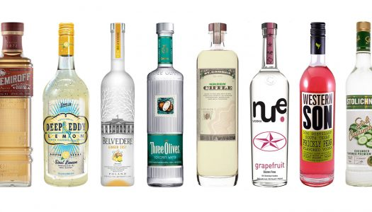 8 Delicious Flavored Vodkas to Try Right Now