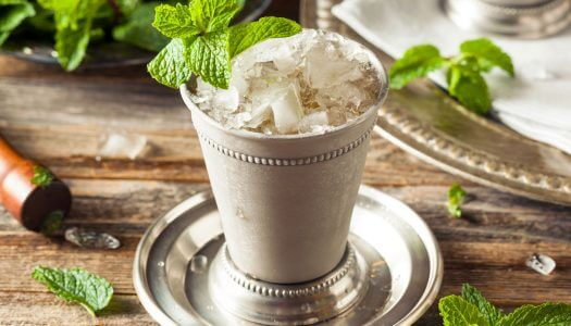 How To Make a Perfect Mint Julep