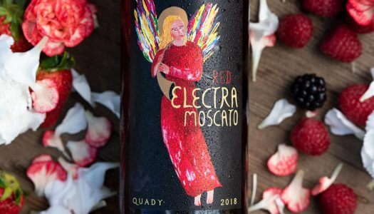 Quady Winery Redesigns Their Iconic Electra Wine Labels