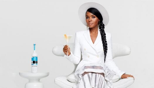 Janelle Monáe Collaborated on a Belvedere Bottle, and It's Beautiful