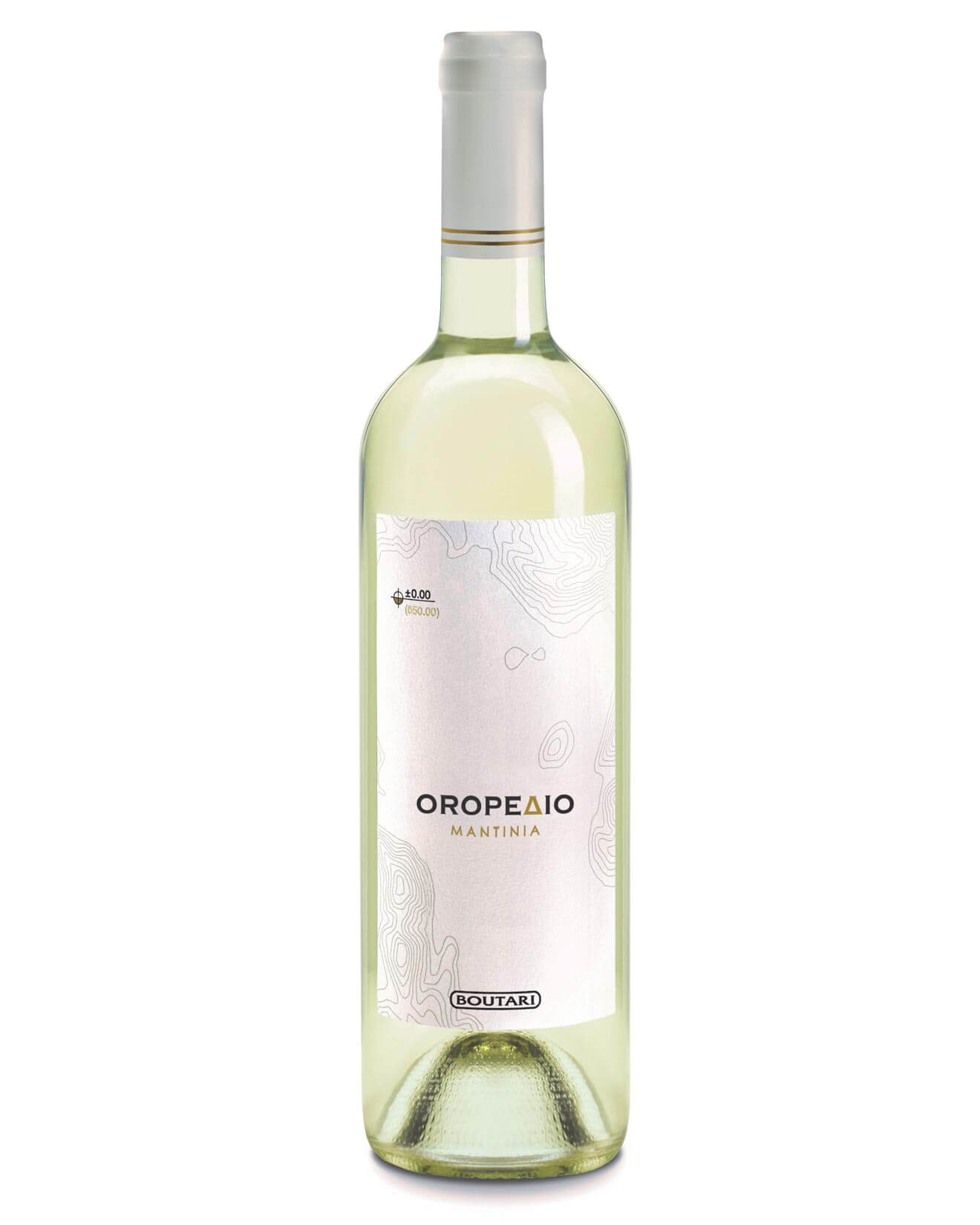 Boutari Oropedio 2017, bottle on white