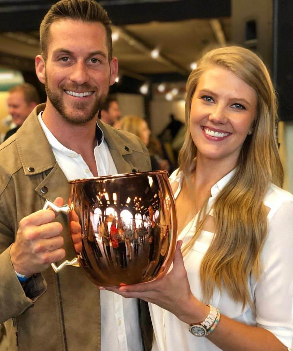 Chase Brody McNary and Krista Berndt of Revel Social